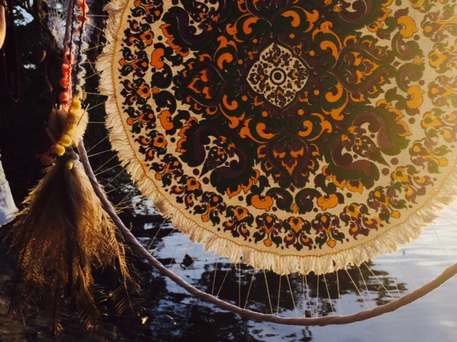 Sea Gypsy Treasures Mandala dreamer