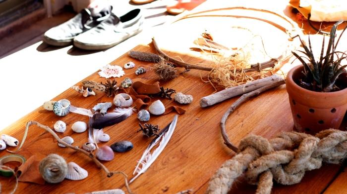 Sea Gypsy Treasure materials